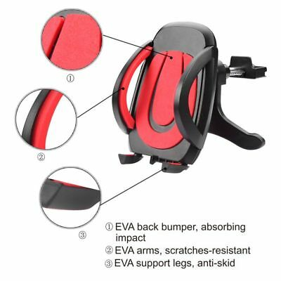 360 Degree Car Air Vent Mount Cradle Holder Stand for Mobile Cell Phone GPS