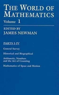 The World of Mathematics by James R. Newman Paperback Book (English)