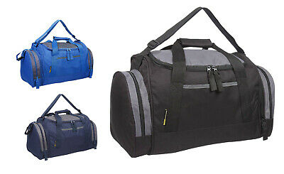 Mens & Boys Sports & Gym Bag By MIG - SPORTS TRAVEL WORK SCHOOL HOLDALL - 07M