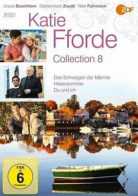 Katie Fforde - Collection 8 - (u.a. Hexensommer) # 3-DVD-BOX-NEU