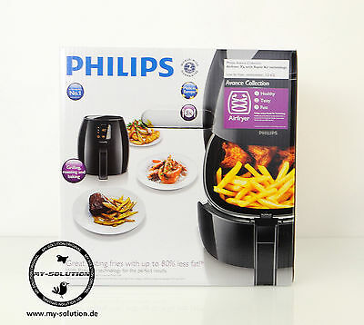 Philips Avance Collection Airfryer XL HD9240/90 Fritteuse  3.0 Liter, 2100W
