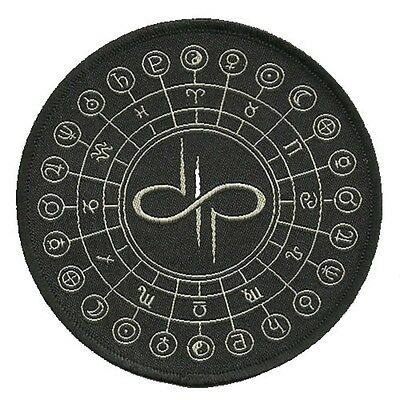 DEVIN TOWNSEND PROJECT - Patch Aufnäher - Circle Logo 9x9cm