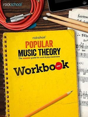 Rockschool: Popular Music Theory Workbook Debut