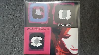 Mylene Farmer - Remixes 2 x Vinyl LP limitiert STILL SEALED!!