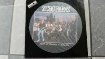 Scorpions - Best of Rockers N' Ballads PICTURE DISC