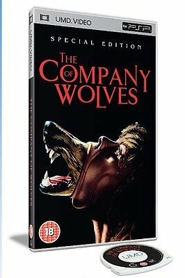 The Company Of Wolves [UMD Mini for PSP] - DVD  DWVG The Cheap Fast Free Post