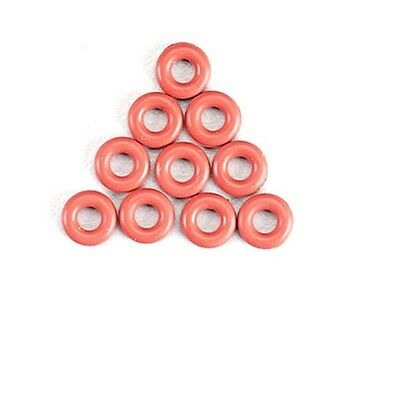Tamiya Damper O-ring Red x 10 #50597