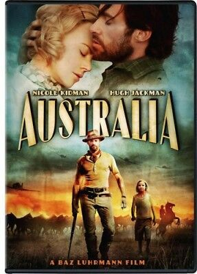 Australia [New DVD] Ac-3/Dolby Digital, Dolby, Dubbed, Subtitled, Widescreen
