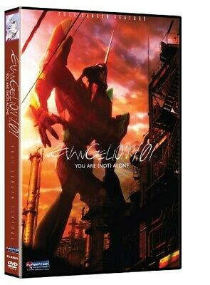 Evangelion: 1.01 You Are Not Alone [New DVD]