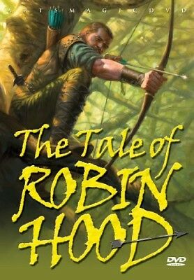 The Tale of Robin Hood [New DVD] Dolby, Widescreen
