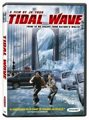 Tidal Wave [New DVD] Ac-3/Dolby Digital, Dolby, Widescreen