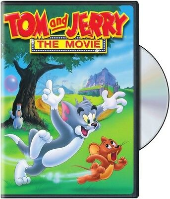 Tom and Jerry: The Movie DVD Region 1