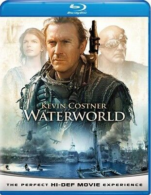 Waterworld [New Blu-ray] Ac-3/Dolby Digital, Dolby, Digital Theater System, Du