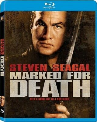 Marked for Death [New Blu-ray] Ac-3/Dolby Digital, Dolby, Digital Theater Syst