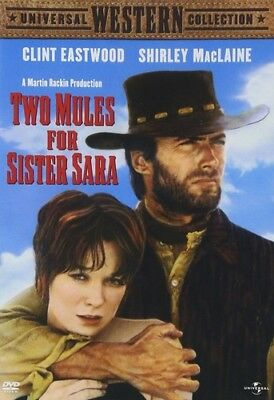Two Mules for Sister Sara [New DVD] Dolby, Dubbed, Subtitled, Widescreen