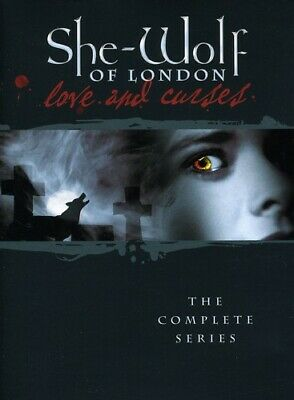 She-Wolf of London - Love and Curses: The Complete Series [New DVD] Full Frame