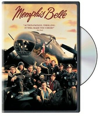Memphis Belle [New DVD] Full Frame, Repackaged, Subtitled, Widescreen, Amaray