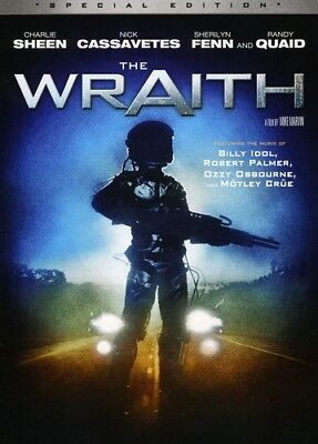 The Wraith [New DVD] Special Edition, Widescreen, Dolby