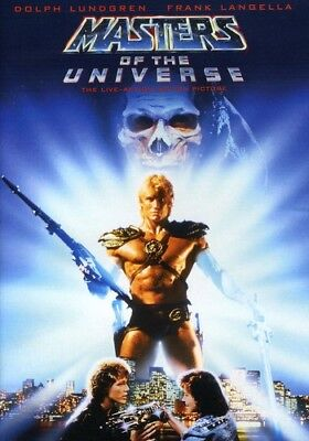 Masters of the Universe [New DVD] Amaray Case, Repackaged