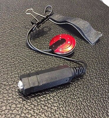 Pro Piezo Contact Microphone Mic Pickup For Guitar Violin Banjo Ukulele Mandolin