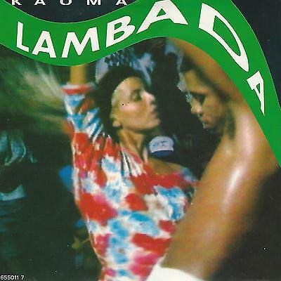 "Kaoma "" Lambada"" 7""   Uk Press Ex"