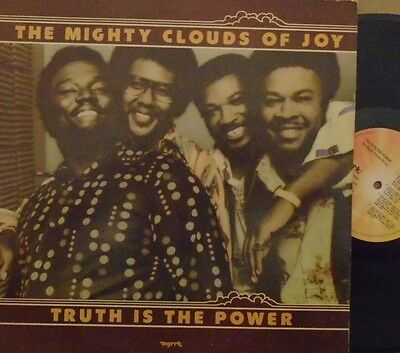 MIGHTY CLOUDS OF JOY - Truth Is The Power ~ VINYL LP