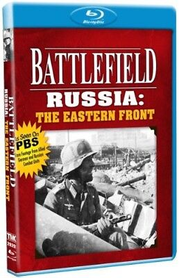 Battlefield: Russia: The Eastern Front [New Blu-ray]
