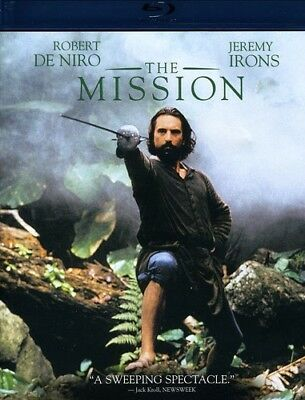 The Mission [New Blu-ray] Digipack Packaging, Digital Theater System, Subtitle