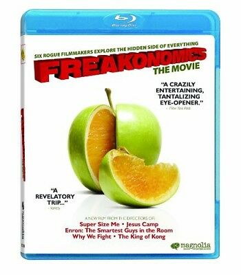 Freakonomics [New Blu-ray] Ac-3/Dolby Digital, Dolby, Widescreen