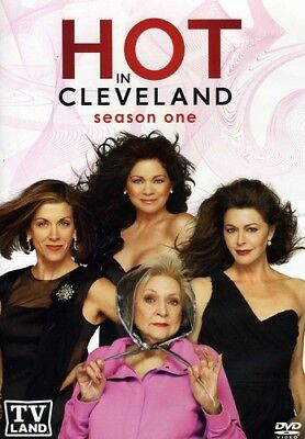 Hot in Cleveland: Season One [New DVD] Ac-3/Dolby Digital, Dolby, Widescreen