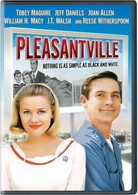 Pleasantville [New DVD] Ac-3/Dolby Digital, Dolby, Eco Amaray Case, Repackaged