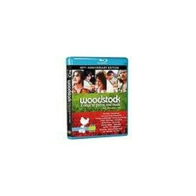Woodstock: 3 Days of Peace & Music [New Blu-ray] Anniversary Edition, Director