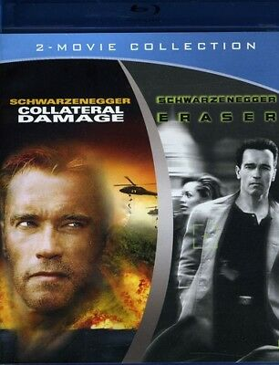 Collateral Damage / Eraser [New Blu-ray]