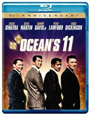 Ocean's 11 (1960) [New Blu-ray] Anniversary Edition, Full Frame, Ac-3/Dolby Di
