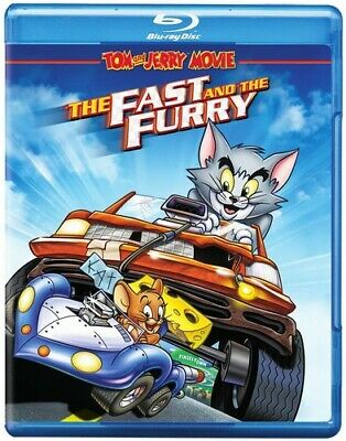 Tom & Jerry: Fast & the Furry [New Blu-ray] Full Frame, Ac-3/Dolby Digital, Do
