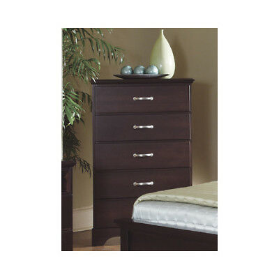 Carolina Furniture Works, Inc. Signature 5 Drawer Chest