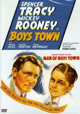 Boys Town [New DVD] Full Frame, Mono Sound, Repackaged, Subtitled, Eco Amaray