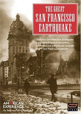 The Great San Francisco Earthquake [New DVD]