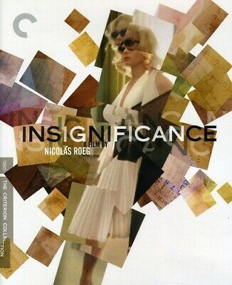 Insignificance (Criterion Collection) [New Blu-ray] Widescreen