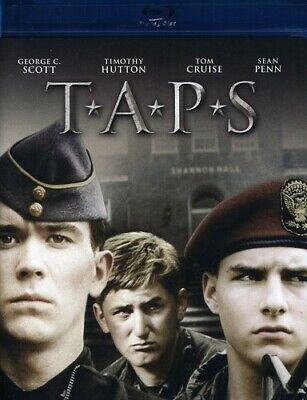 Taps [New Blu-ray] Ac-3/Dolby Digital, Dolby, Digital Theater System, Dubbed,