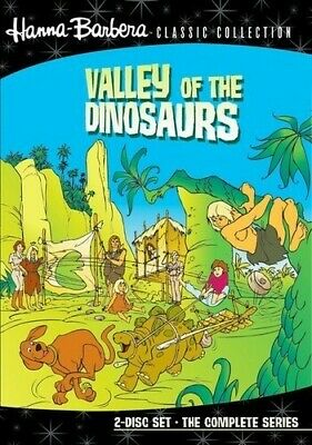 Valley of the Dinosaurs: The Complete Series [New DVD] Manufactured On Demand