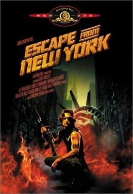 Escape from New York [New DVD] Widescreen