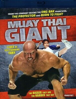 Muay Thai Giant [New Blu-ray] Ac-3/Dolby Digital, Dolby, Dubbed, Subtitled, Wi
