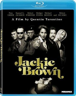 Jackie Brown [New Blu-ray] Ac-3/Dolby Digital, Digital Theater System, Subtitl