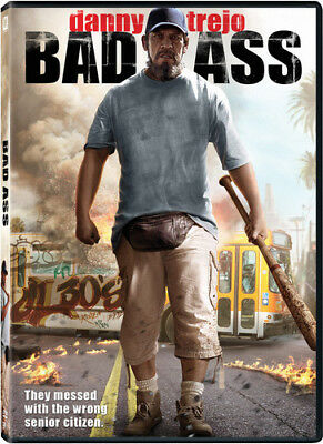 Bad Ass [New DVD] Ac-3/Dolby Digital, Dolby, Dubbed, Subtitled, Widescreen