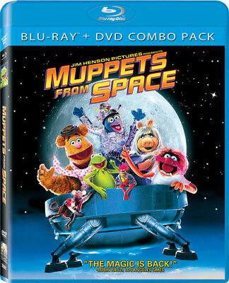 Muppets from Space [New Blu-ray] With DVD, Widescreen, Ac-3/Dolby Digital, Dol