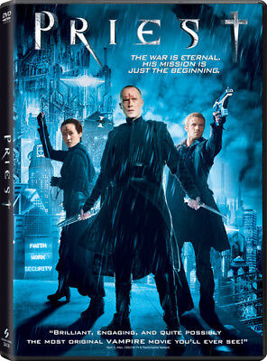 Priest [New DVD] Ac-3/Dolby Digital, Dolby, Dubbed, Rated , Subtitled, Widescr