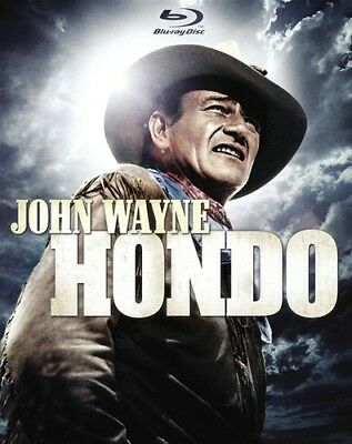 Hondo [New Blu-ray] Ac-3/Dolby Digital, Dolby, Dubbed, Subtitled, Widescreen