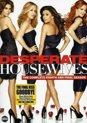 Desperate Housewives: The Complete Eighth a DVD Region 1 Season 8