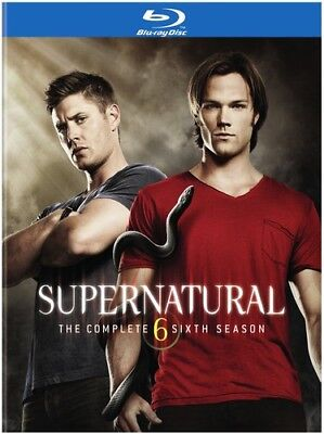 Supernatural, The Su - Supernatural: The Complete Sixth Season [New Blu-ray]